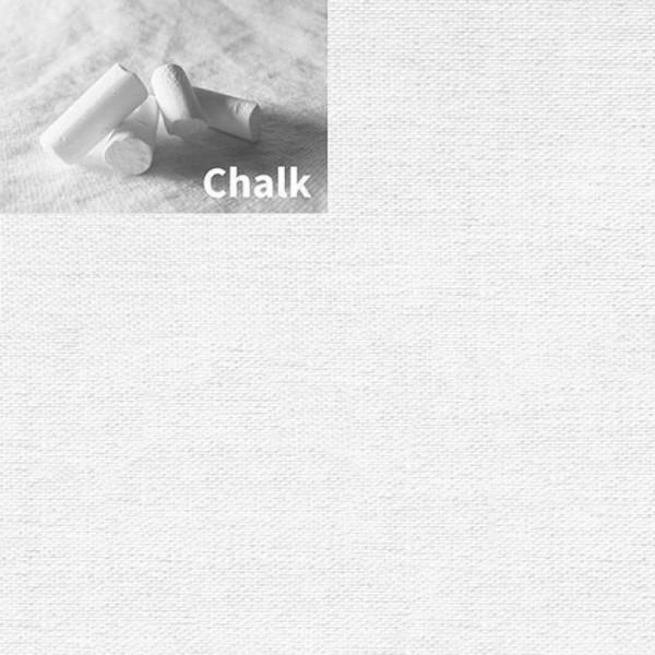 Textil-Sichtschutz - Chalk
