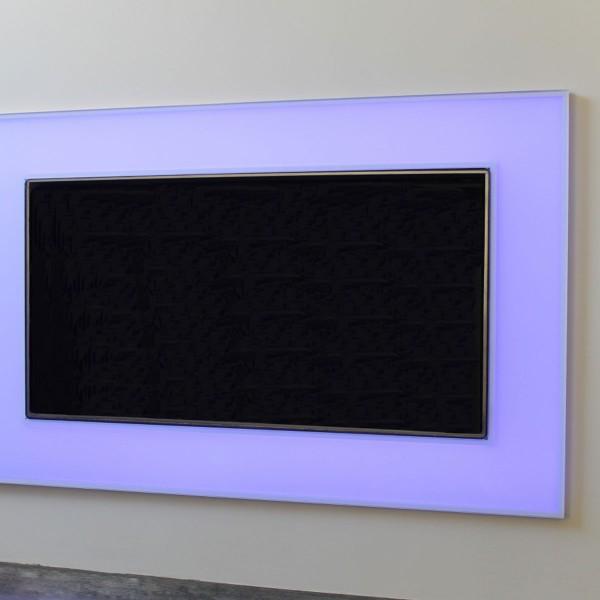U-Rahmen - RGB-LED +Weiß